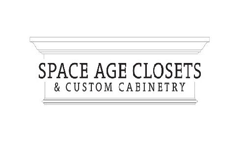 Space Age Closets & Custom Cabinetry Logo
